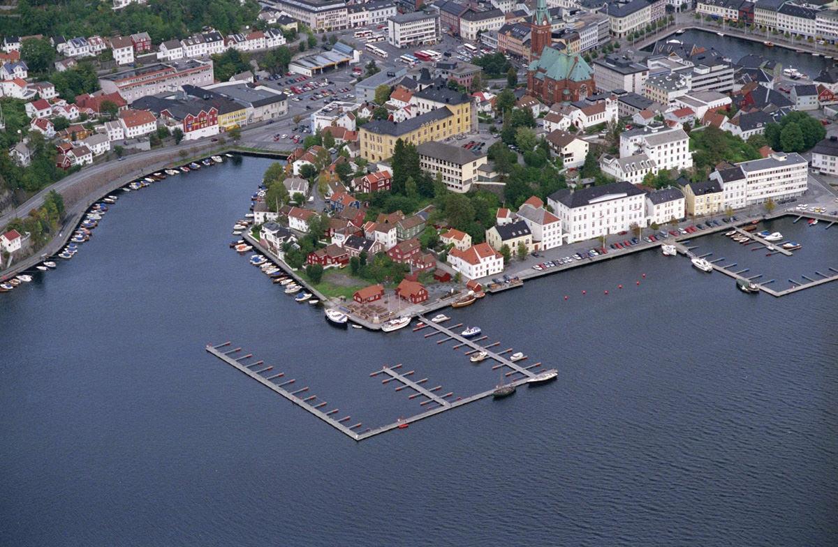 Karta Arendal Norge.Arendal Gjestehavn