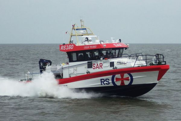 RS 160 «Horn Rescue»