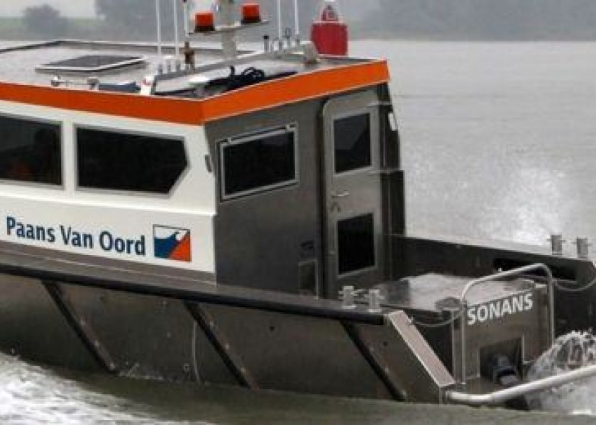 DWB Fast Survey Boat 7.50 - inland survey