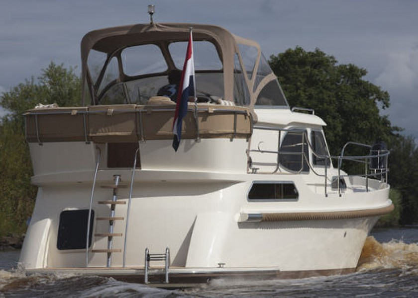 Interboat Intercruiser 35