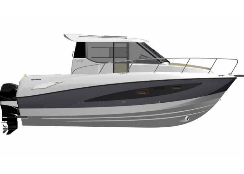 Quicksilver Activ 855 Cruiser