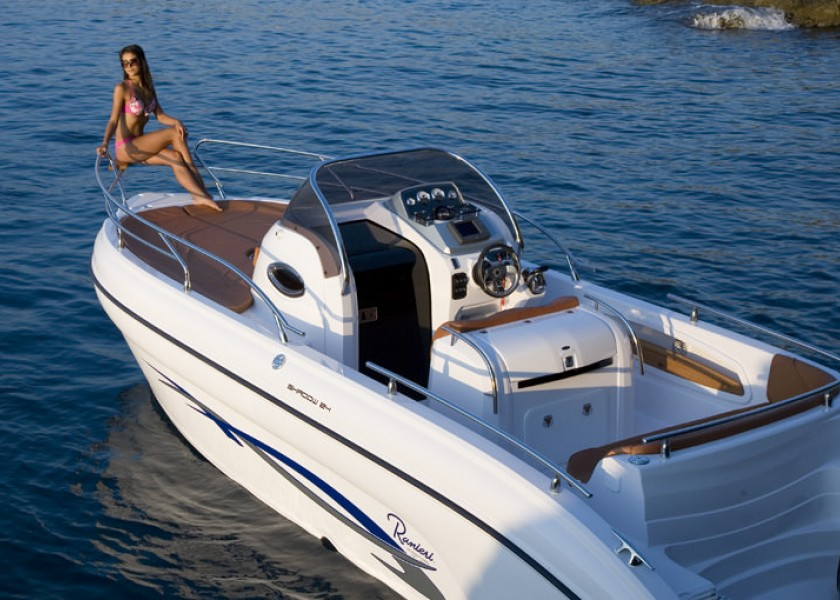 Ranieri Shadow 24