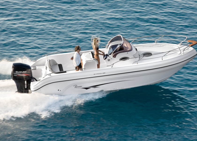 Ranieri Shadow 26